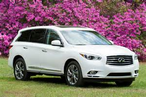 Infiniti Jx35 Review 2013 Infiniti Jx35 Overview Cars