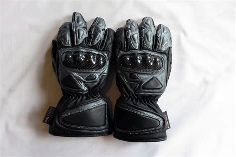 bmw motorcycle gloves reviews product review rnt motorcycle gloves bike review