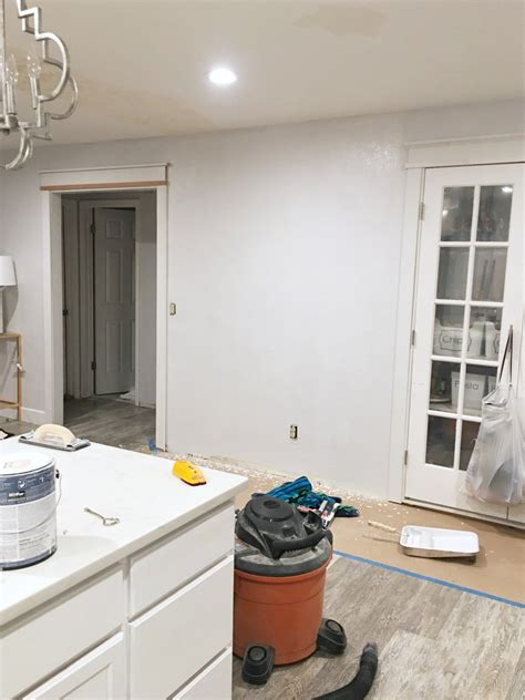 removing a wall between kitchen and living room how to remove a wall