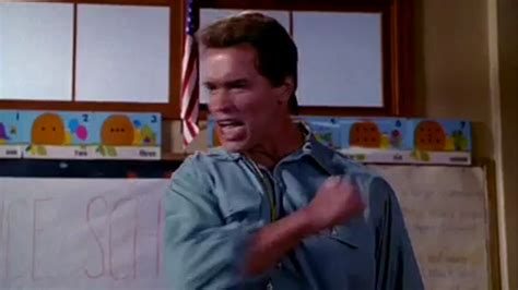 kindergarten cop there is no bathroom best of arnold schwarzenegger the must see list