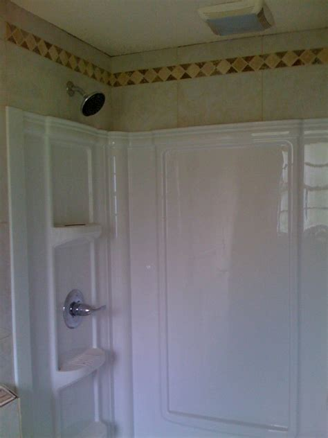 Stand Up Shower Home Depot by A B Painting Stucco Home Repairs Home