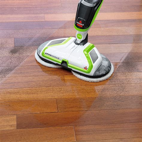 Spinwave? Hard Floor Spin Mop and MultiSurface Formula