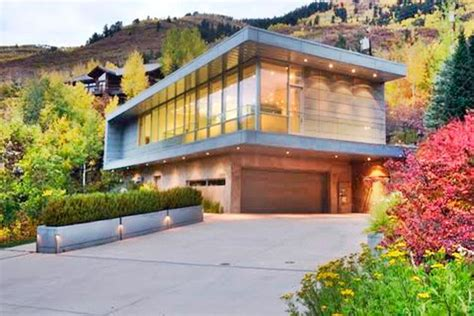 House Plans 5 Bedrooms Modern Aspen Colorado Luxury Homes Mansions For Sale