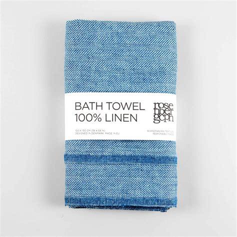 bath linens bath towel linen rosenbergcph