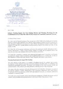 College Administration Cover Letter by Cover Letter For Gus Altai Mir Project