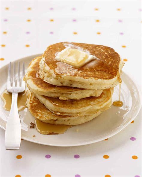 pancake recipes martha stewart