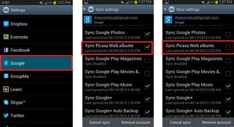 picasa for android picasa android 28 images c 243 quitar los 225 lbumes