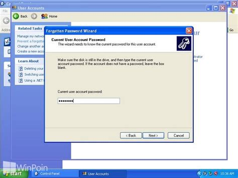 membuat xp autorun di windows cara membuat reset password disk di windows xp