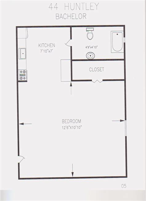 350 sq feet 350 square foot apartment floor plan foot home plans ideas
