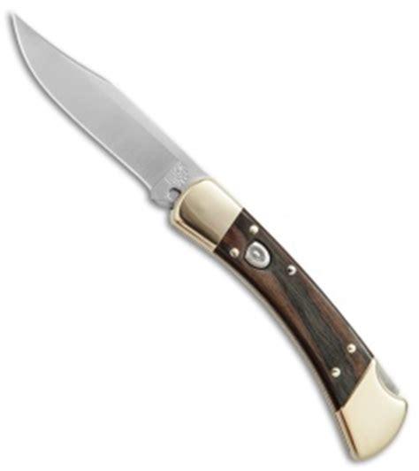 buck 110 price buck 110 automatic dymondwood lockback knife satin