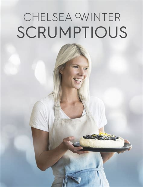 chelsea winter scrumptious chelsea winter book in stock buy now
