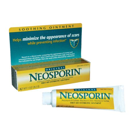 wound care neosporin neosporin ointment at meyer physical therapy