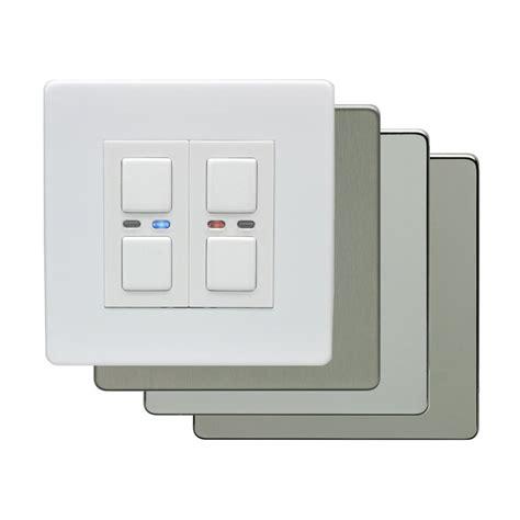 Light Dimmer Switch by Lightwaverf Wireless 2 2 Way Light Switch Dimmer Lw420