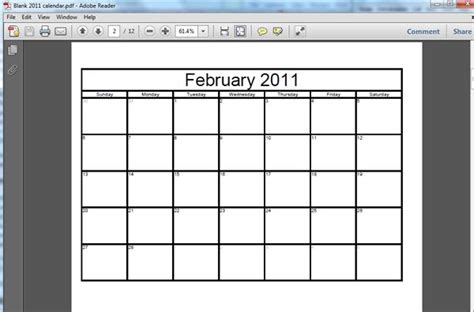 make my own calendar with pictures free tutorial on how to make a free printable blank calendar