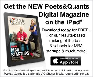 Mba Rankings Poets And Quants by The Top 20 B Schools For Entrepreneurship