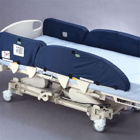 stryker bed posey seizure side rail pads for stryker in touch critical