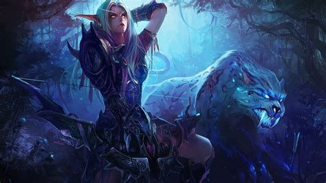wallpaper 4k wow girl world of warcraft hd games 4k wallpapers images