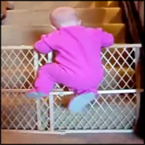 What To Do When Toddler Can Climb Out Of Crib by Genius Babies Escape Their Cribs In The Most Adorable Way