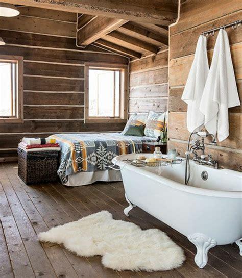 freistehende badewanne blickfang und luxus im badezimmer - Badewanne Rustikal