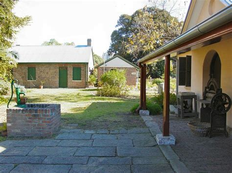 Hambledon Cottage by Hambledon Cottage House Museum Parramatta Sydney