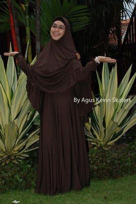 Baju Muslim Osd til cantik dan anggun dengan gamis syar i ide model busana