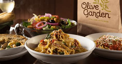 limited score unlimited pasta drinks at olive garden