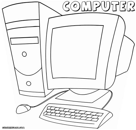 Computer Coloring Pages Coloring Pages To Download And Print Coloring Pages On The Computer