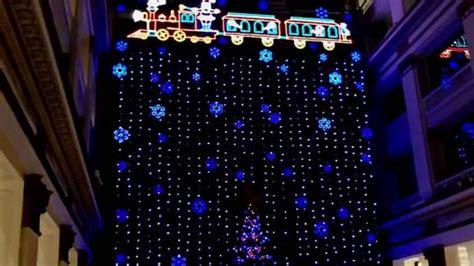 macy s christmas light show christmas light show at macy s center city philadelphia