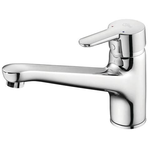 ideal standard sink product details b0382 blue single lever sink mixer