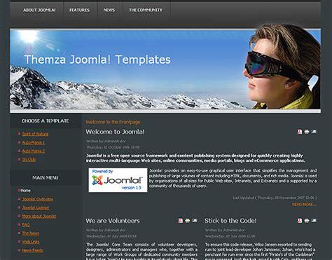 joomla 1 5 templates free free joomla 1 5 templates jipsportsbj info
