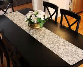 White Dining Table Runner Discover And Save Creative Ideas