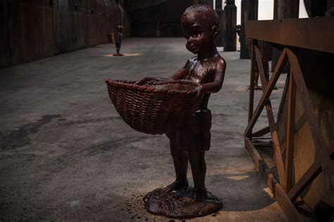 Scond Baby Walker Cocolate 2in1 kara walker s sugar sphinx is monumental vocativ