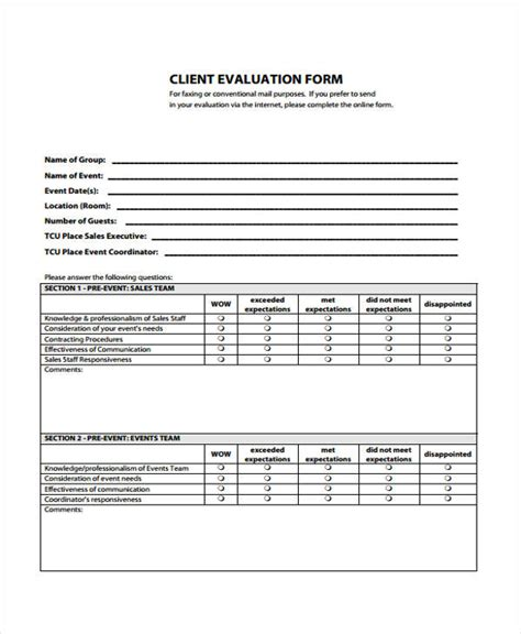 evaluation forms for trainers words of best wishes free