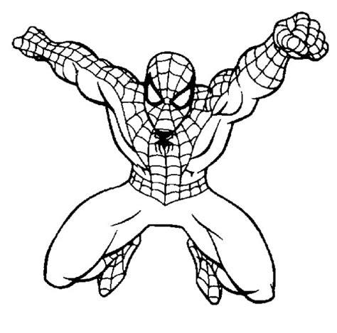 dibujos para colorear de spider man gratis 167 dibujos de spiderman para colorear oh kids page 8