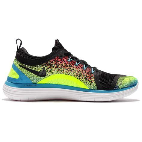colorful nikes nike free rn distance 2 ii run multi color running