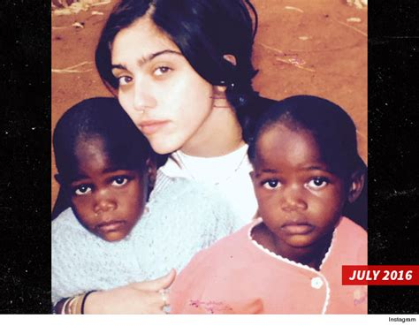 Adopt An Orphan Just Like Madonna by Madonna Scored Adoption In Just 2 Weeks Normally Takes