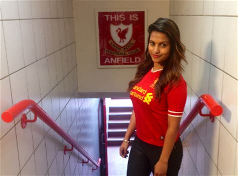 John S Barnes Blog 10 Days With The Liverpool Way Liverpool Fc