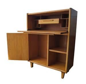 vintage bleached wood style desk ebay