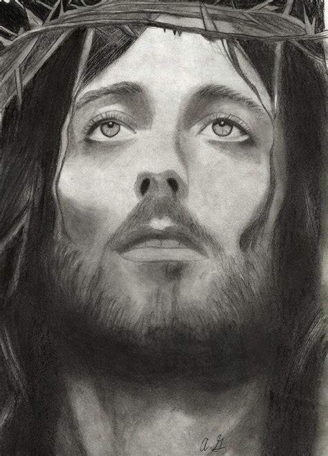 Drawing Jesus by Etaniavii Etania Deviantart