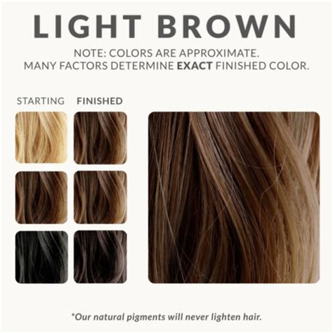 bright color hair dye light brown henna hair dye henna color lab 174 henna hair dye
