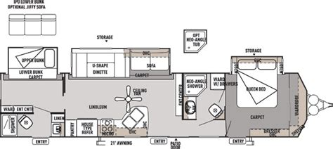 destination trailer floor plans destination trailers park trailers by forest river