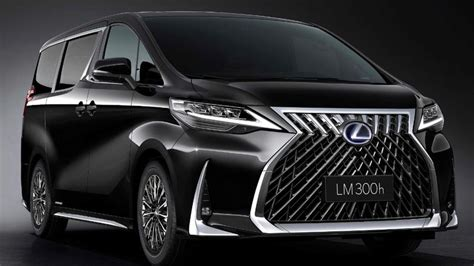lexus mpv 2020 lexus lm rejected for australia car news carsguide