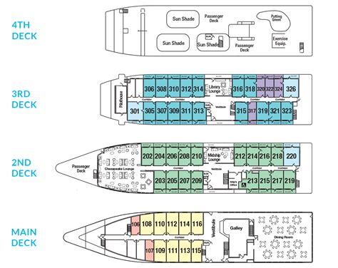 cruise ship cabin floor plans cruise ship cabin layouts cruise the maine coast and harbors new england cruises
