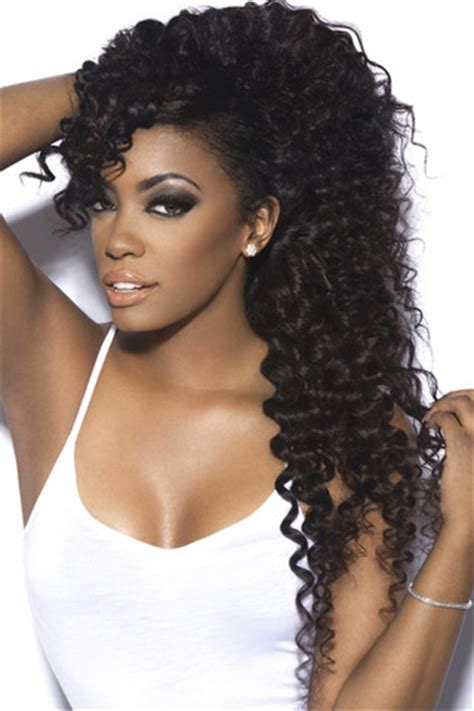 porsha williams hair any good porsha williams debuts her naked hair extensions black