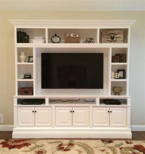 modular tv showcase designs for pictures and
