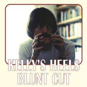 Be Bob Cut Mid Heels Gold s heels blunt cut popdiggers