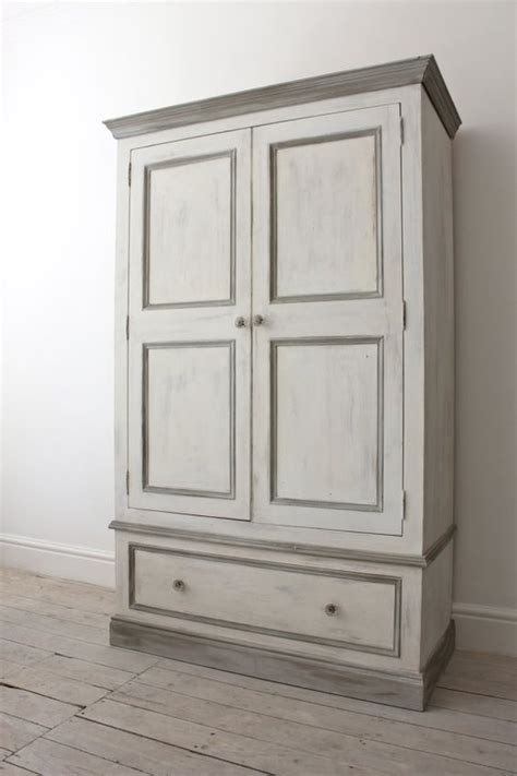 White And Pine Wardrobe by Pine Wardrobe Linens And Wardrobes On