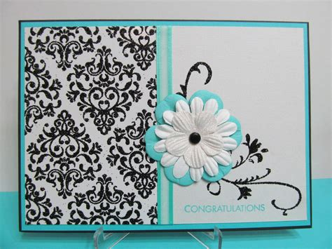 savvy handmade cards congratulations card