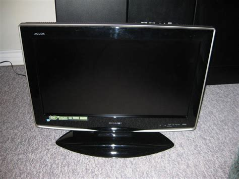 Tv Sharp Aquos 21 Inch sharp aquos 26 in lcd tv 720p new price esquimalt view royal