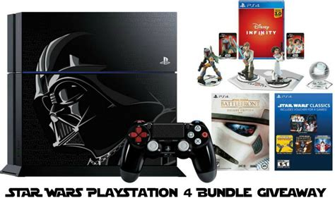 Limited Edition Giveaway - the limited edition star wars ps4 giveaway ps4 starwars giveaway